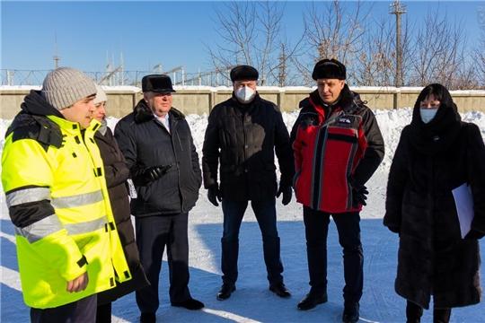Состоялось выездное заседание постоянной комиссии Чебоксарского городского Собрания депутатов по социальному развитию