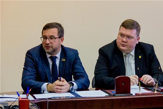 Депутаты Чебоксарского городского Собрания депутатов обсудили ремонт детских образовательных учреждений