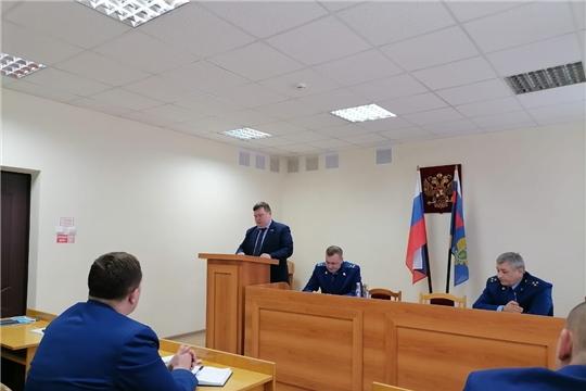 Олег Кортунов принял участие в межведомственном совещании руководителей правоохранительных органов