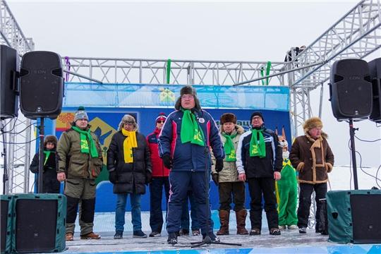Глава города принял участие в Республиканском фестивале спортивно-любительской ловли «Рыбак Рыбака – 2021»