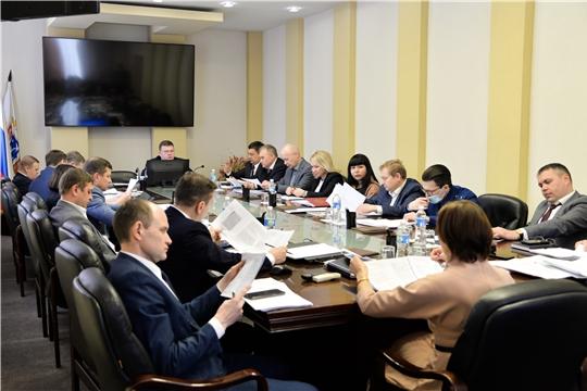 Президиум рассмотрел примерный проект повестки очередного 5-го заседания