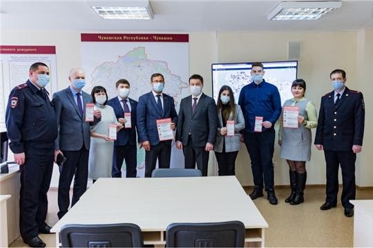 Состоялось выездное заседание постоянной комиссии Чебоксарского городского Собрания депутатов по местному самоуправлению и законности