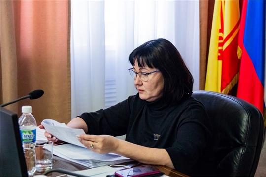 Состоялось заседание постоянной комиссии Чебоксарского городского Собрания депутатов по социальному развитию