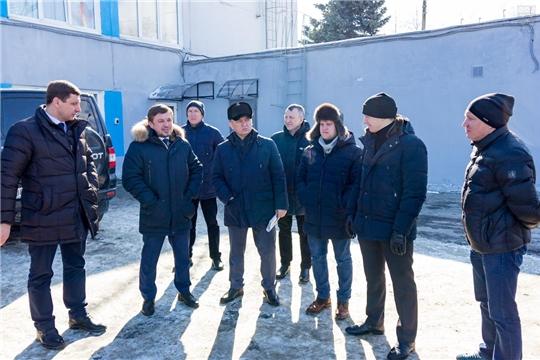 Состоялось совместное выездное заседание постоянных комиссий Чебоксарского городского Собрания депутатов по городскому хозяйству и по экологии и охране окружающей среды