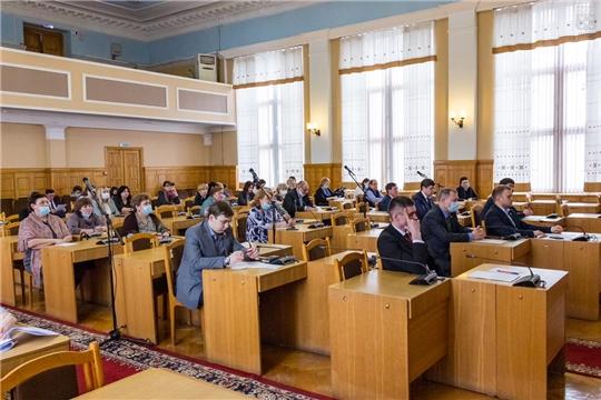 В Чебоксарах состоялись публичные слушания по внесению изменений в Устав города