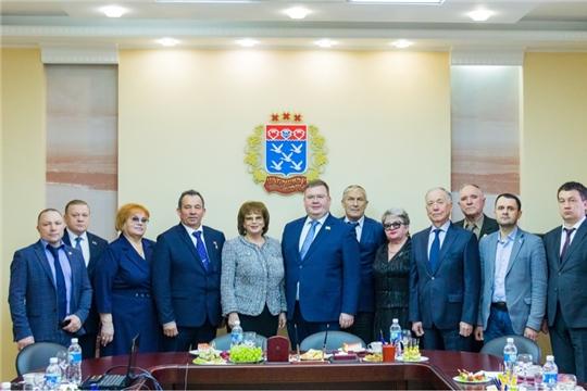 Олег Кортунов выразил благодарность Общественному совету