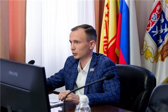 Состоялось заседание постоянной комиссии по депутатской этике