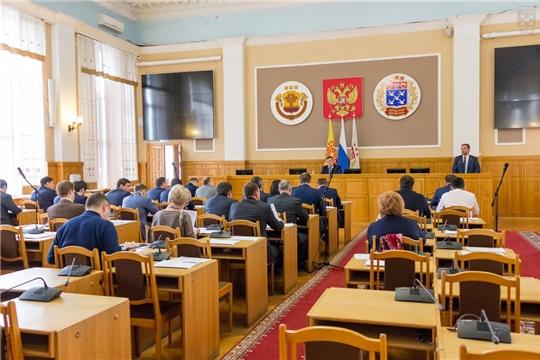 Состоялось заседание всех постоянных комиссий