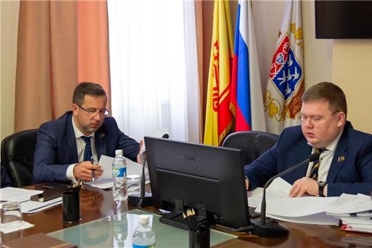 Олег Кортунов провел девятое заседание Президиума