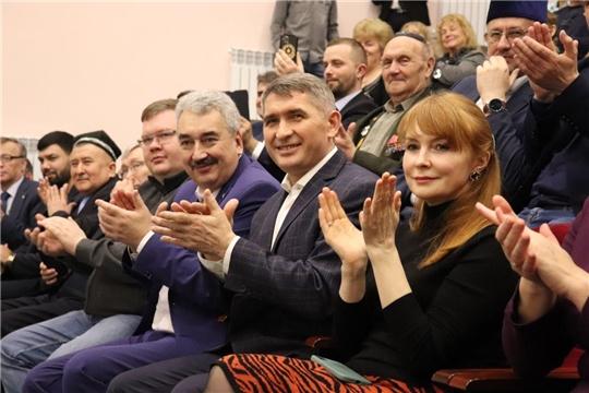 Олег Кортунов принял участие в межнациональном празднике Навруз