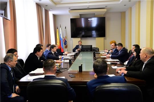 Депутаты Чебоксарского городского Собрания депутатов обсудили планы проведения капитального ремонта детских образовательных учреждений