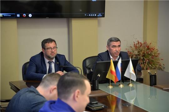 В Чебоксарах провели совещание с перевозчиками по городским вопросам