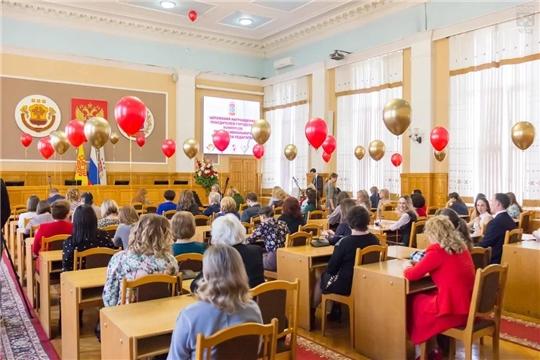 Состоялась торжественная церемония награждения победителей городских профессиональных конкурсов