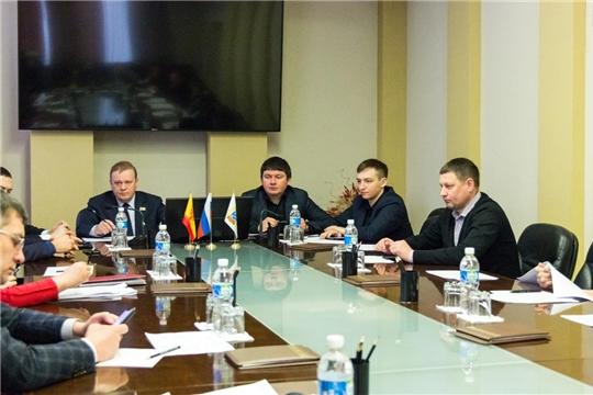 Виктор Горбунов провел заседание рабочей группы по выработке предложений по оказанию содействия гражданам в узаконивании прав собственности на земельные участки с самовольно возведенными постройками
