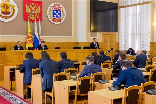 Депутаты Чебоксарского городского Собрания депутатов обсудили инициативу о концессионном соглашении по МУП «Теплосеть»