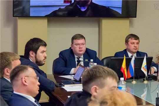Комиссия по городскому хозяйству обсудила вопрос концессионного соглашения в отношении объектов теплоснабжения города