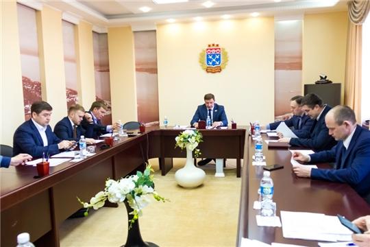 Состоялось заседание постоянной комиссии Чебоксарского городского Собрания депутатов по экологии и охране окружающей среды