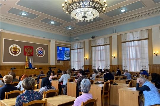 В Чебоксарах состоялись публичные слушания