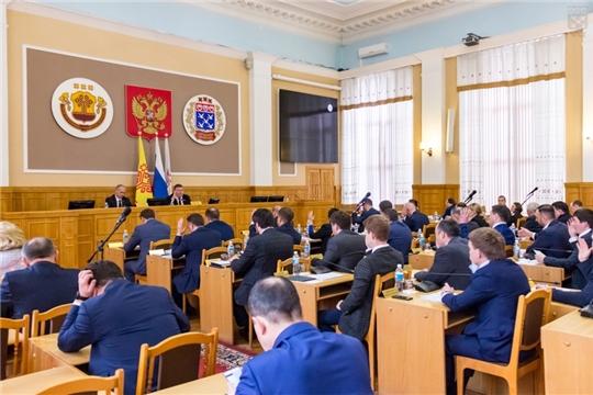Депутаты приняли изменения в Правила землепользования и застройки Чебоксарского городского округа