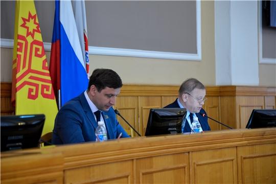 Состоялось совместное заседание постоянных комиссий по вопросам градостроительства, землеустройства и развития территории города и по экологии и охране окружающей среды