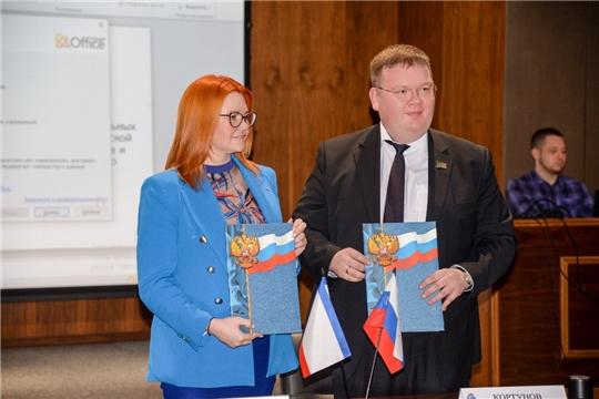 Между Чебоксарами и Евпаторией подписано соглашение о сотрудничестве