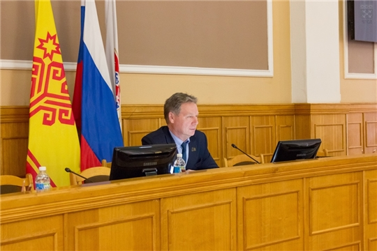 Состоялось совместное заседание постоянных комиссий Чебоксарского городского Собрания депутатов по бюджету и по экономической политике и инвестициям