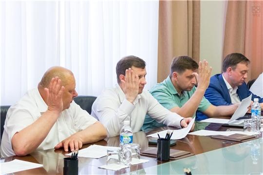Президиум сформировал проект повестки дня 7-го очередного заседания
