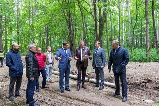 Состоялось выездное заседание постоянной комиссии по экологии и охране окружающей среды