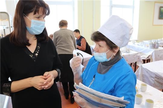 Уполномоченный посетила Красноармейский и Канашский районы
