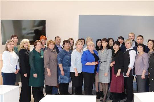 Первая встреча с общественными помощниками Уполномоченного