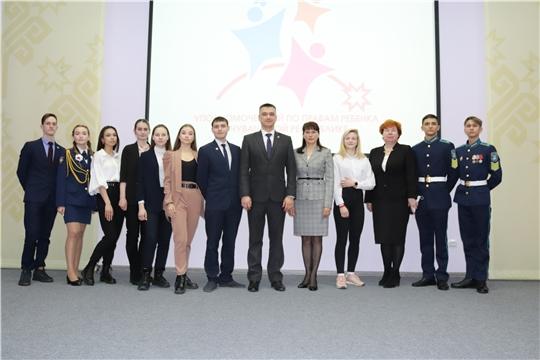Состоялась первая встреча со школьными помощниками Уполномоченного в городе Чебоксары