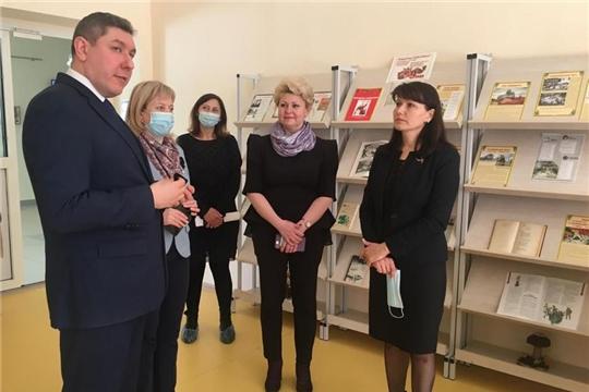 Уполномоченный посетила с рабочим визитом Ульяновскую область