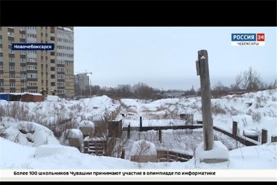 Долгострой в Новочебоксарске планируют достроить за полтора года