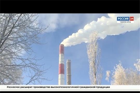 В тепловую инфраструктуру Чебоксар и Новочебоксарска дополнительно инвестируют 100 млн рублей
