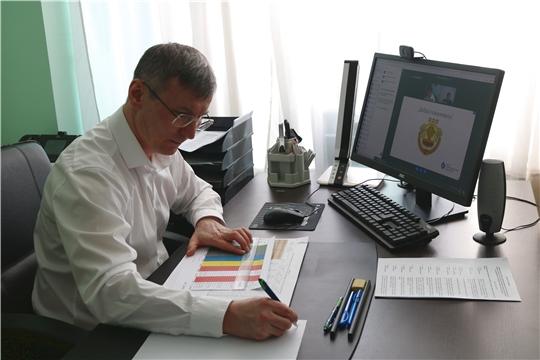 Минстрой Чувашии контролирует подготовку рейтингового голосования по благоустройству в районах