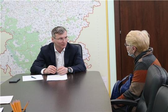 В Минстрое Чувашии возобновлен прием граждан