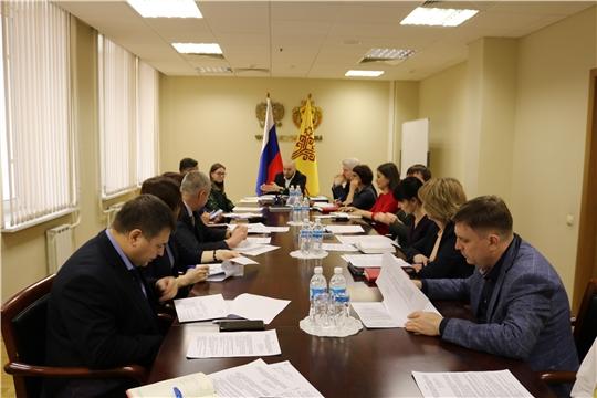Павел Данилов провел заседание рабочей группы по организации голосования за объекты благоустройства в рамках национального проекта «Жилье и городская среда»