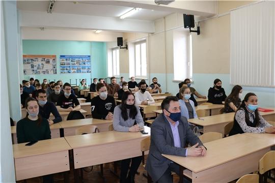 Минстрой Чувашии приглашает выпускников ВУЗов Чувашии к трудоустройству