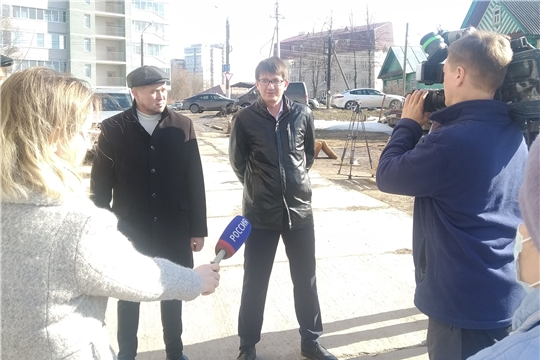 Прошла встреча с дольщиками позиции 6 по ул. Гражданская