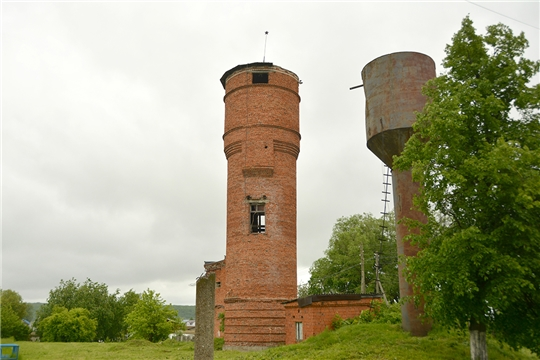 Рухнувшую в Красноармейском районе водонапорную башню подрядчик заменит за свой счёт