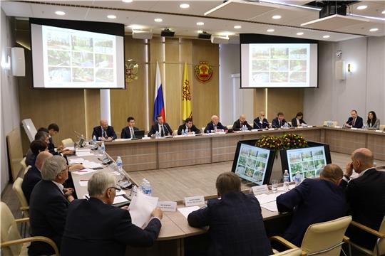 Анатолий Аксаков провел встречу с застройщиками Чувашской Республики