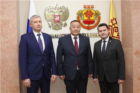 Чувашские производители будут наращивать поставки в Монголию