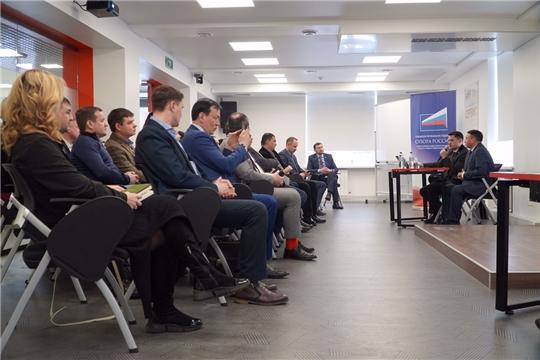 """Дмитрий Краснов: """"Мониторинг мнения бизнеса будет непрерывным"""""""