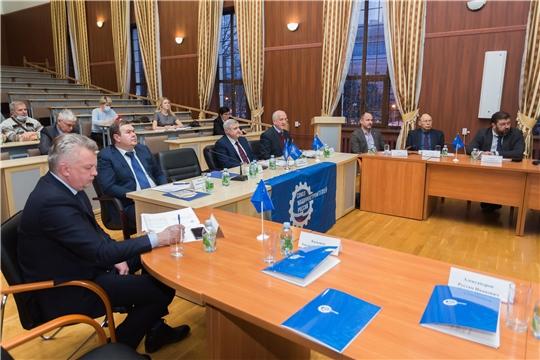 Чувашские машиностроители обсудили пути развития регионального СоюзМаша