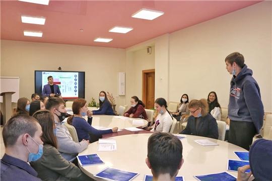 Сотрудник Республиканского бизнес-инкубатора провел тренинг в рамках WorldSkillsRussia в Чувашии