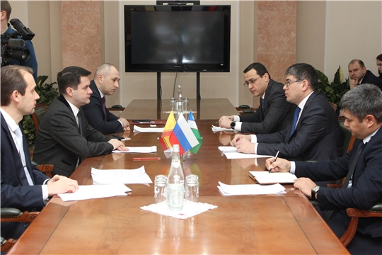 Узбекистан занимает третье место среди стран СНГ по экспорту чувашской продукции