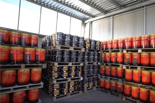 Производитель термостойких эмалей из Чувашии собирается завоевать европейские рынки