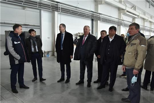 Члены Совета Федерации обсудили реализацию индивидуальной программы социально-экономического развития Чувашии