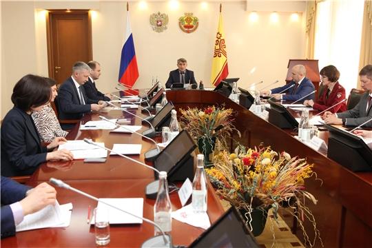 Состоялось заседание Координационного совета по защите прав потребителей при Главе Чувашской Республики