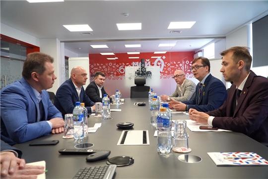 Чувашия и Испания планируют наладить диалог в сельскохозяйственной сфере